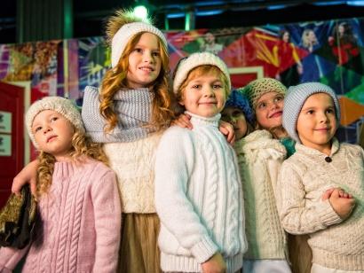 Різдвяна історія з Тіною Кароль: Зворушливі кадри зі зйомок