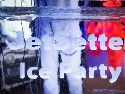 Jetsetter Ice Party