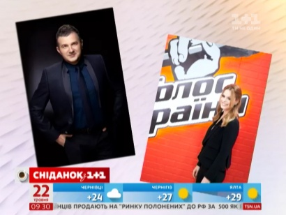 Ольга Фреймут та Юрій Горбунов вестимуть прямі ефіри