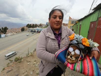 Болівійська історія історія жахів: День черепів