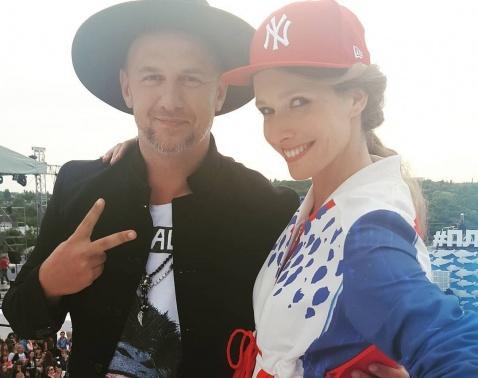 Катя Осадча і Потап