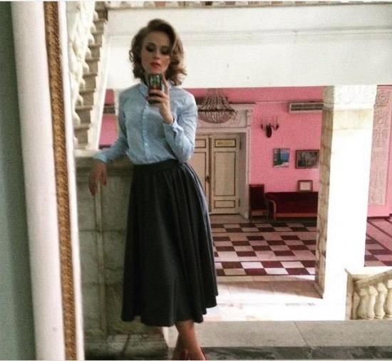 Анна Кошмал – актриса сериала Сваты