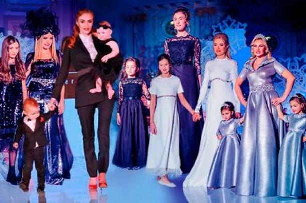Діти вийшли в світ: як дефілювали на модному подіумі доньки Брежнєвої, Сумської, Приходько, Камалії