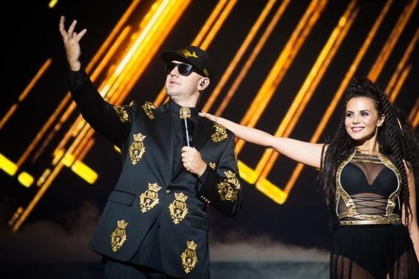 Концерт Потапа і Насті у Києві