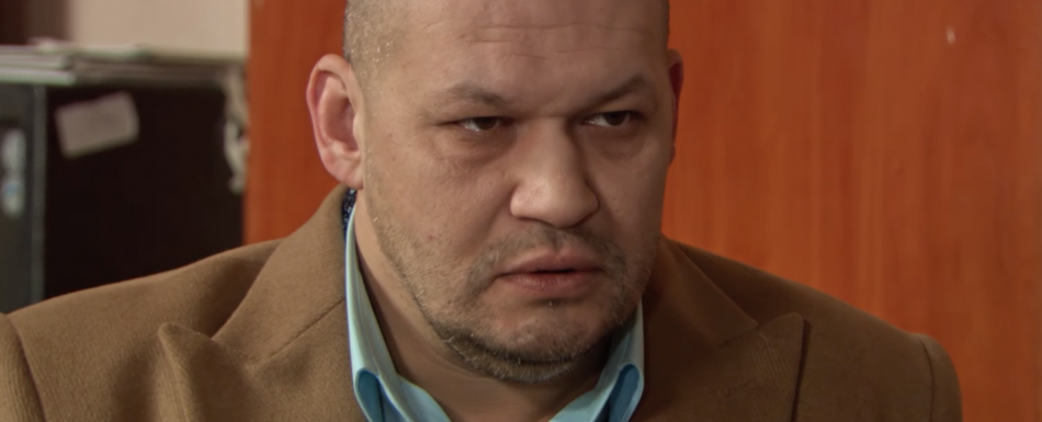 "Семен Волох - серіал ""КОМАНДА"""