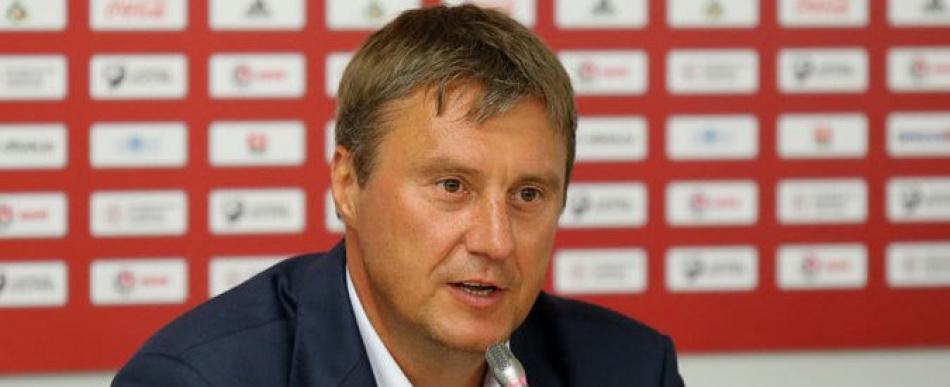Новий тренер Динамо: «Є впевненість, що у нас все вдасться»
