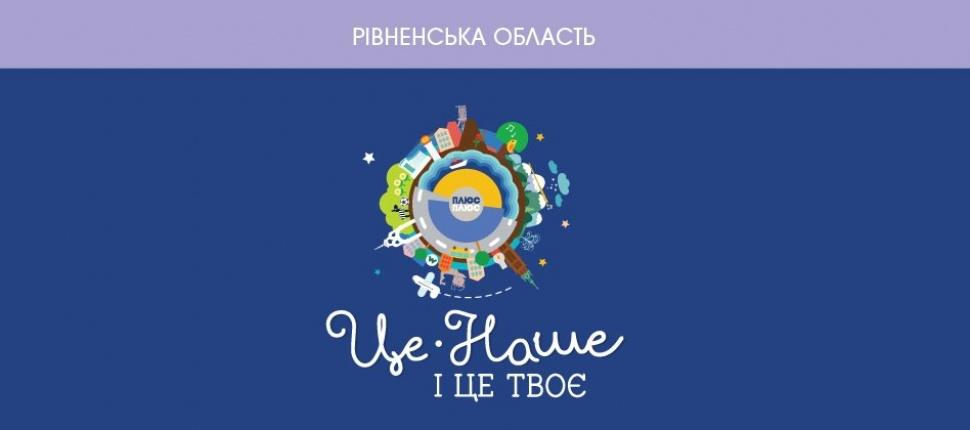 Україна очима дітей. Рівненська область