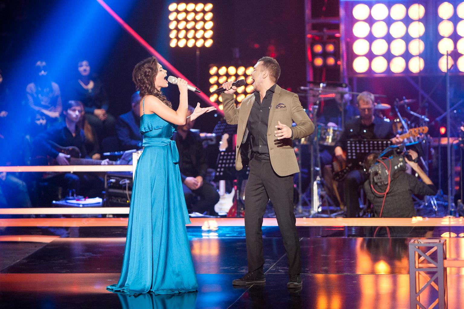 Маргарита Мелешко і Іван Чижевич