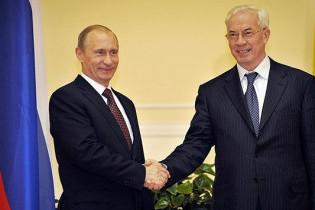 Азаров у п'ятницю знову поїде до Путіна