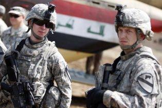 Иракский военный застрелил двух американцев