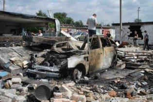 У Борисполі підірвали машину адміністратора аеропорту