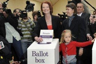 В Австралії почалися загальні вибори