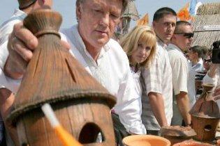 Ющенко обвинили в упадке пчеловодства в Украине