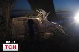 В результаті ДТП в Донецькій області загинуло троє людей