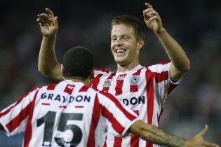 Голландець забив 8 голів у своєму дебютному матчі (відео)