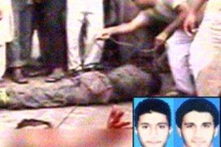 У Пакистані натовп лінчував братів-підлітків на очах у поліції