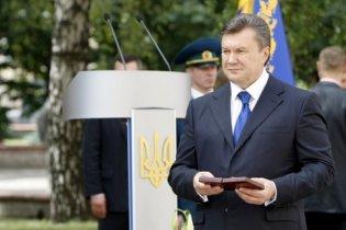 Янукович назвав Шевченка культовою постаттю Російської імперії