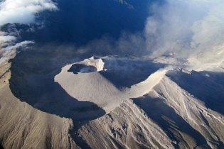 Возле действующего вулкана в Колумбии произошло землетрясение