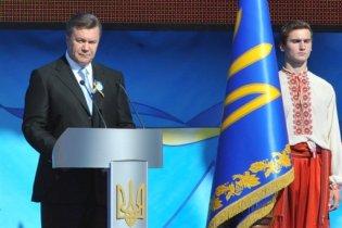 Янукович анонсировал свое турне по Украине
