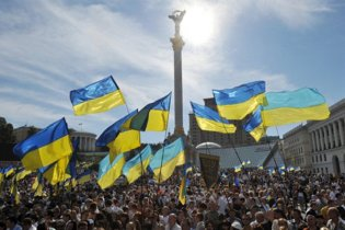 Празднование 20-й годовщины независимости обойдется украинцам в 177 миллионов