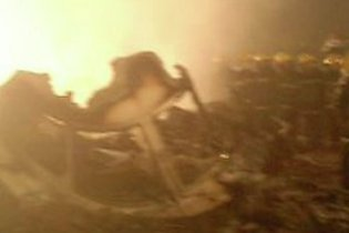 Во время аварии китайского самолета погибло 43 человека