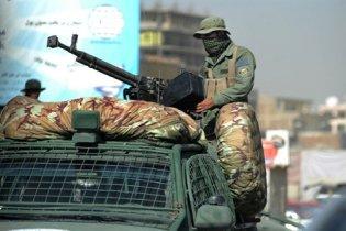 Мешканці Афганістану спробували взяти штурмом базу НАТО