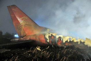 На околицях Кабула розбився військовий літак