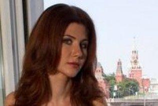 Анна Чапман выложила в Интернет новые фото из России