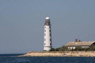 Україна та Росія поділять кримські маяки