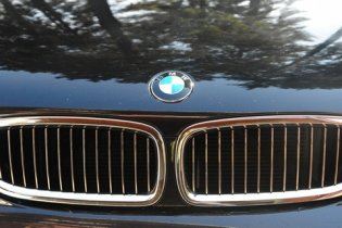 В Москве устроили погоню за BMW: гаишники не вмешивались