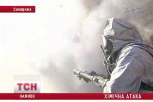 Склад отрутохімікатів на Сумщині найімовірніше підпалили