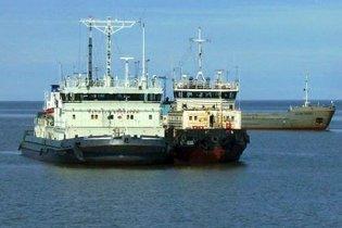 В море Лаптевых затонул российский буксир