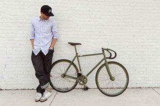 Пьяного американца арестовали за ссору с велосипедом