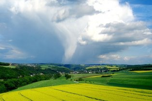 Погода в Україні на суботу, 28 серпня