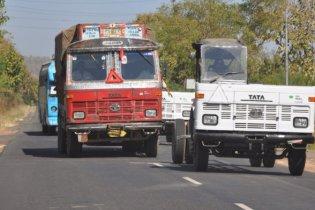 В Индии бесследно исчезли 164 грузовика с сотнями тонн взрывчатки