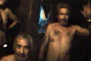 Замуровані чилійські шахтарі перестали їсти і влаштували бунт