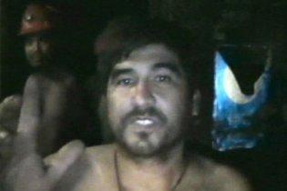 Замурованим чилійським шахтарям провели електрику