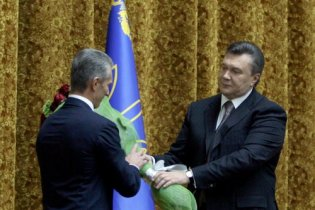 Янукович заверил, что Хорошовський не вмешивается в работу СМИ