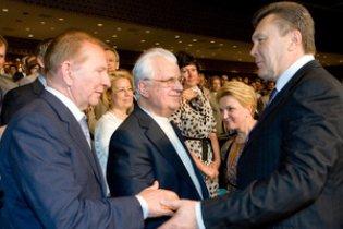 Януковичу, Ющенку, Кучмі та Кравчуку запропонували обмінятися досвідом