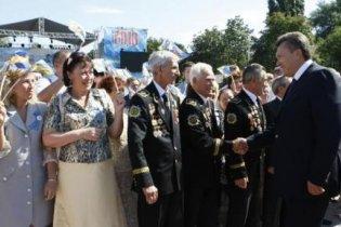 На Луганщине шахтерам-инвалидам запретили проводить акции во время визита Януковича