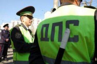 В Киеве пьяная женщина устроила гонки с гаишниками
