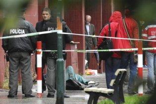 Сімейна драма у Братиславі: загиблі виявилися родичами стрілка