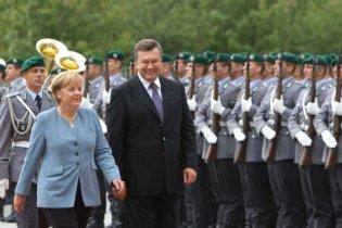 Янукович вернулся из Германии довольным