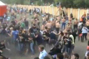 В побоище на рок-фестивале в России обвинили милицию