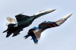 Японська армія помітила в небі російські винищувачі
