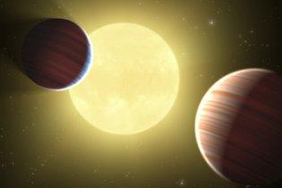 Ученые нашли новую солнечную систему