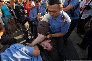 В Москве задержали лидеров оппозиции