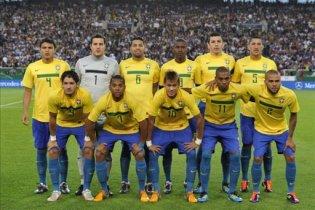 Бразилия продолжает отменять товарищеские матчи