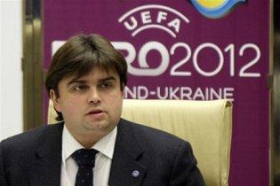 Лубкивский: цель Украины - лучший чемпионат Европы в истории