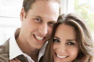 Під час весілля принца Вільяма будуть порушені традиції